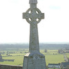 High cross in the graveyard at the Rock of Cashel